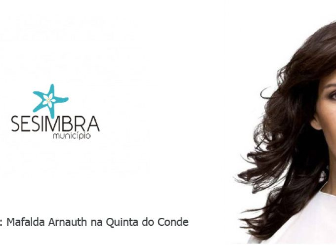 25 DE ABRIL: Mafalda Arnauth na Quinta do Conde
