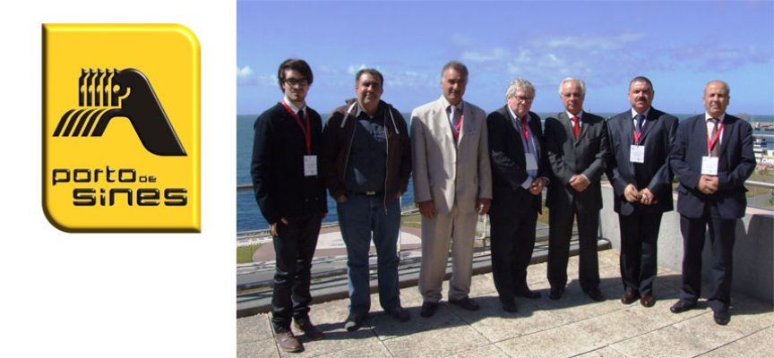 Participantes no Economic Business Forum interessados no Porto de Sines