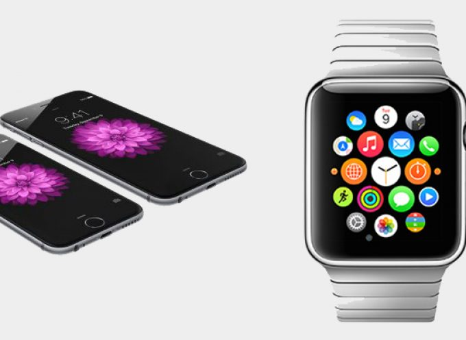 Apple anuncia iPhone 6, iPhone 6 Plus e Apple Watch, o primeiro relógio inteligente da marca