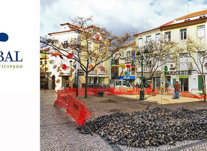 O Largo da Misericórdia, no centro histórico de Setúbal,vai ser requalificado
