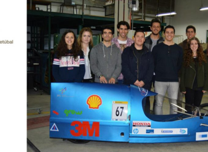 Roterdão: Estudantes do IPS na Shell Eco-marathon 2015‏