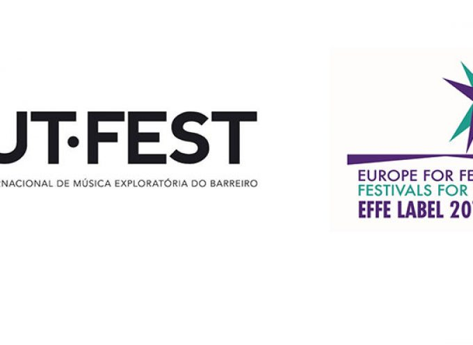 "OUTFEST-BARREIRO distinguido com o selo ""EFFE – Europe for Festivals, Festivals for Europe"" 2015-2016"