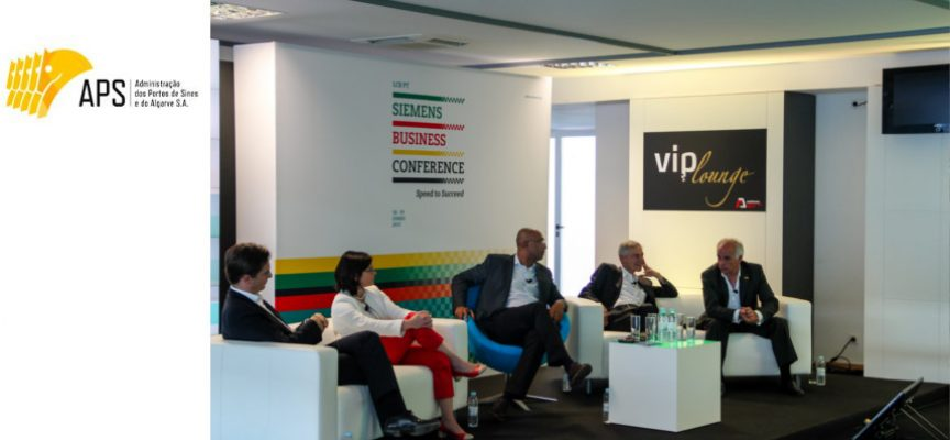 APS participou na Siemens Business Conference
