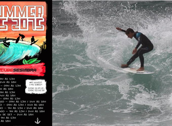 Abertas as inscrições para as SCS Summer Clinics 2015 de Surf, Bodyboard e Skimboard