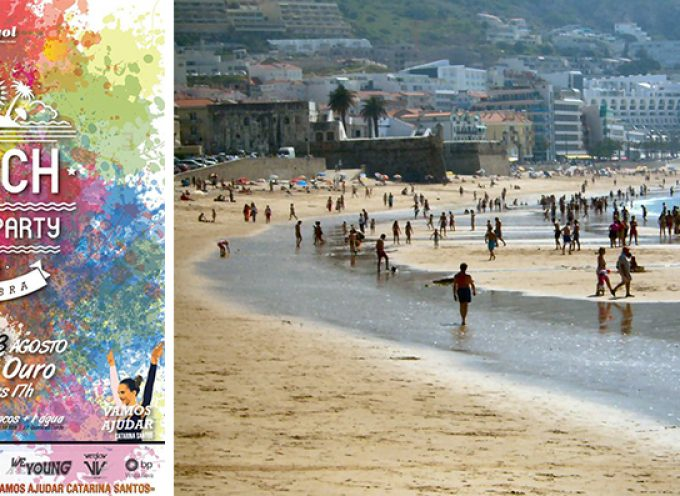 Beach Color Party vai dar mais cor a Sesimbra