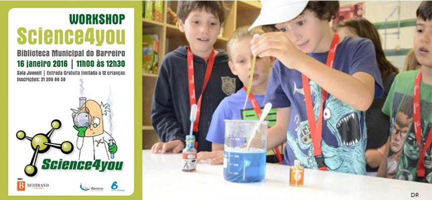 WORKSOP SCIENCE4YOU