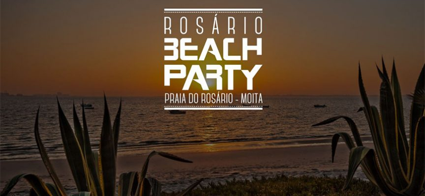 Rosário Beach Party 2016 com cartaz fechado