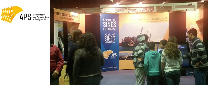 Portos de Sines e do Algarve estiveram presentes na Santiagro 2016