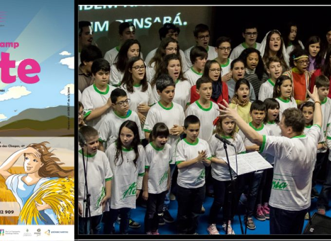 Campo de Férias Musical – Tournée Adonia Choir & Band Verão 2016