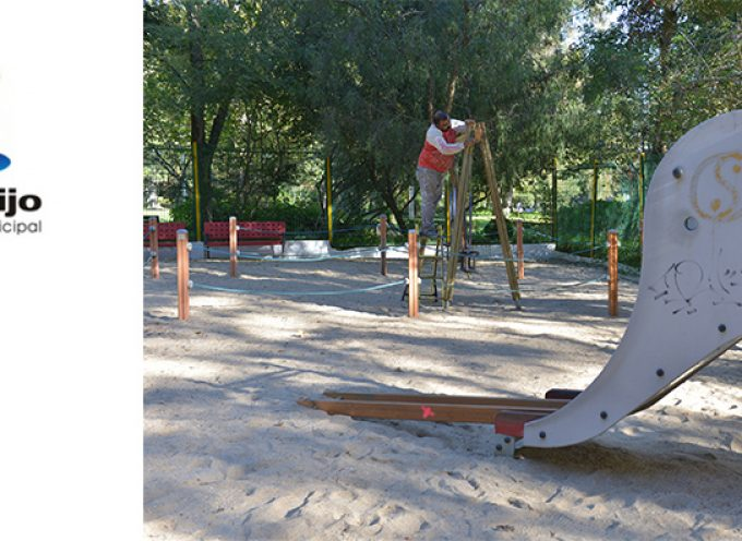 Câmara requalifica Parque Infantil do Parque Municipal