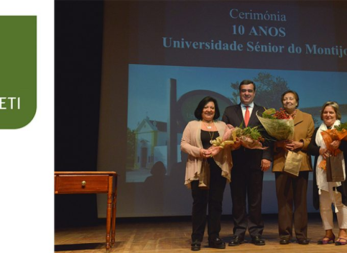 Universidade Sénior do Montijo comemora 10 anos
