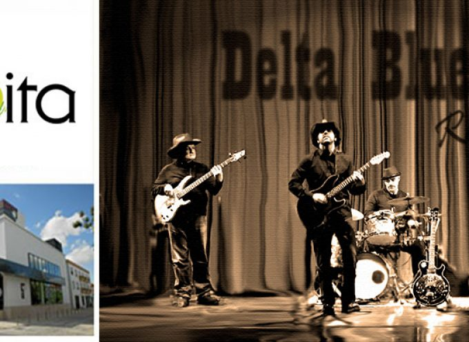 Blues Night by BBBF de janeiro com banda Delta Blues Riders