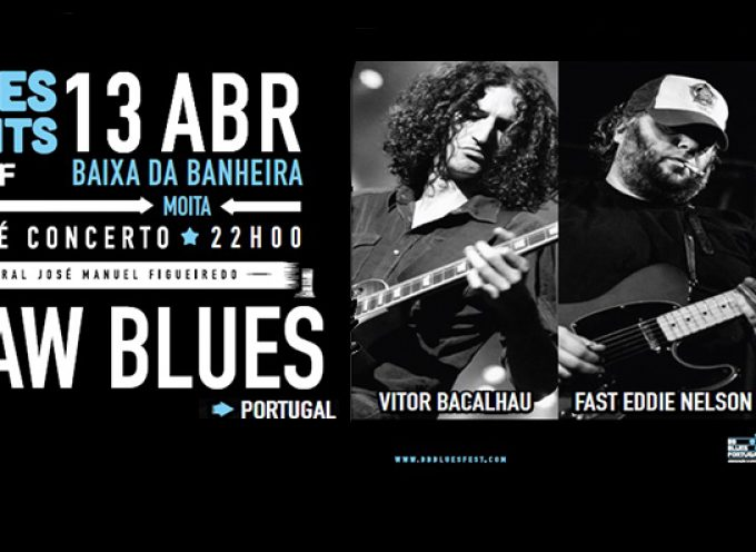Blues Night by BBBF: o regresso às origens com Outlaw Blues
