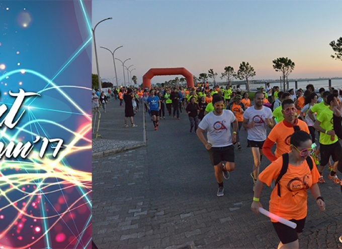 Light Run Montijo conta com 600 participantes