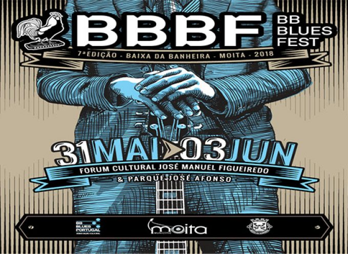 Conhecidos mais nomes do cartaz do VII BB Blues Fest