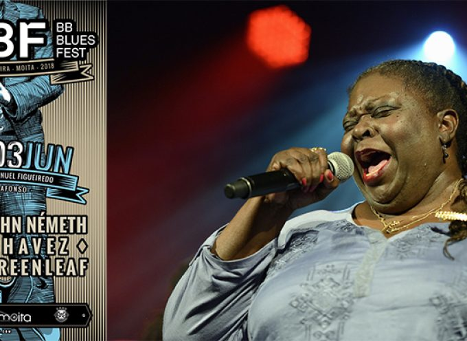 BB Blues Fest: Cartaz fechado com grandes nomes do Blues
