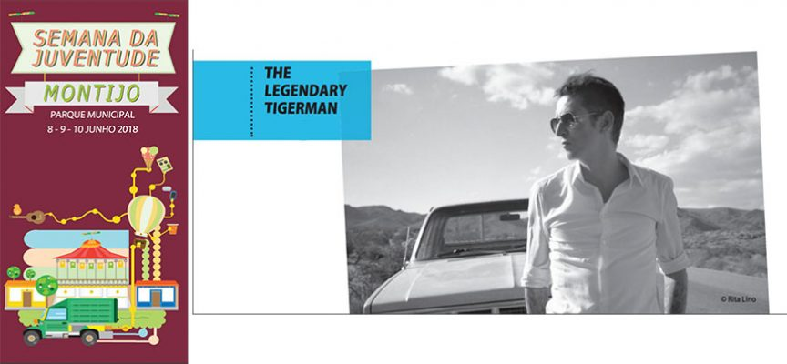Semana da Juventude com The Legendary Tigerman