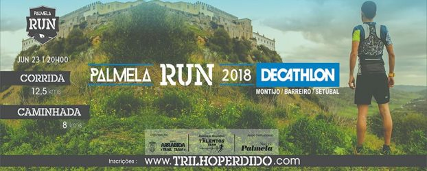 Palmela Run 2018 reúne centenas de entusiastas do Trail
