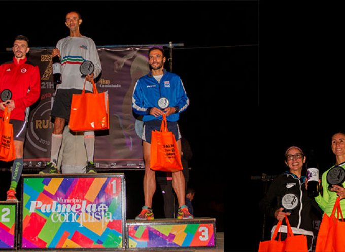 Nelson Cruz venceu Pinhal Novo Night Run 2018