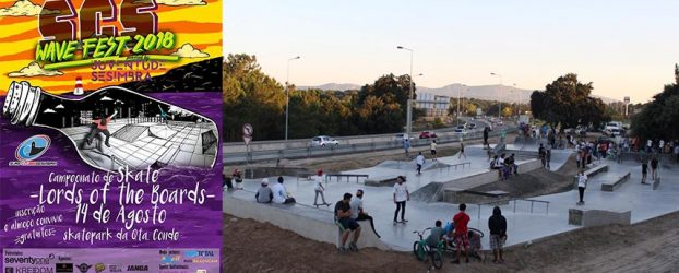 Quinta do Conde recebe a Lords of the Boards – Skate Edition a 14 de agosto
