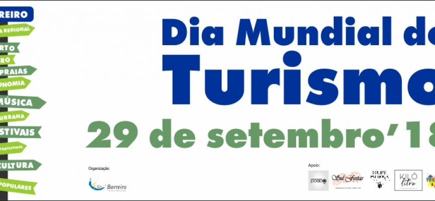 Barreiro assinala o Dia Mundial do Turismo
