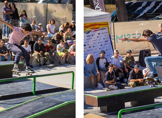 Daniel Crespo e Pedro Castanheira foram os destaques do 2º Lords of the Boards 2018 – Skate Edition