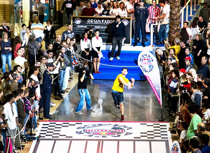 Final Nacional do Red Bull Paper Wings 2019 é sábado no Almada Forum