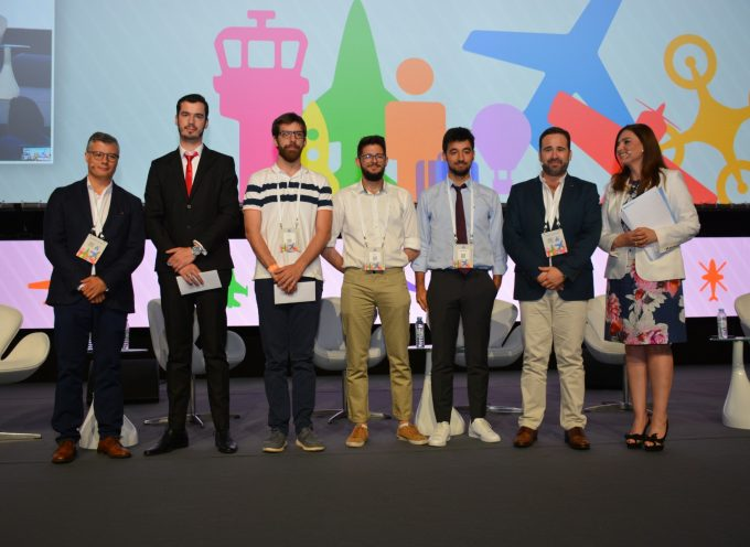 Politécnico de Setúbal no pódio do Prémio Portugal Air Summit 2019
