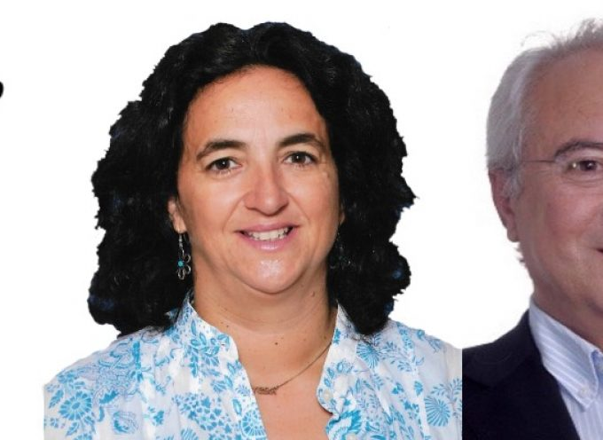 José Paulo Rodrigues e Teresa Costa na lista do PSD à Câmara Municipal do Barreiro